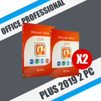 Microsoft Office 2019 Pro Plus 2 ПК