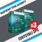 Kaspersky Total Security 2PC Как новый!