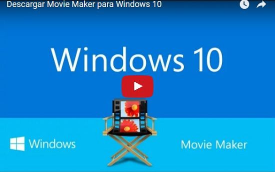 Установить Windows Movie Maker в Windows 10